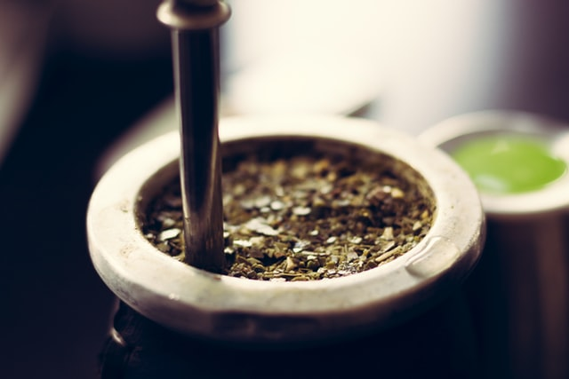 Mate Tee gesund