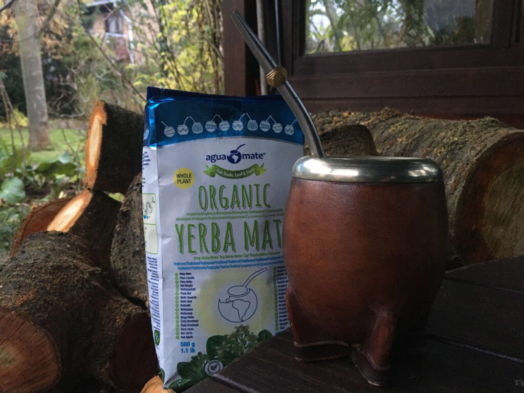Wie schmeckt Organic Yerba Mate?