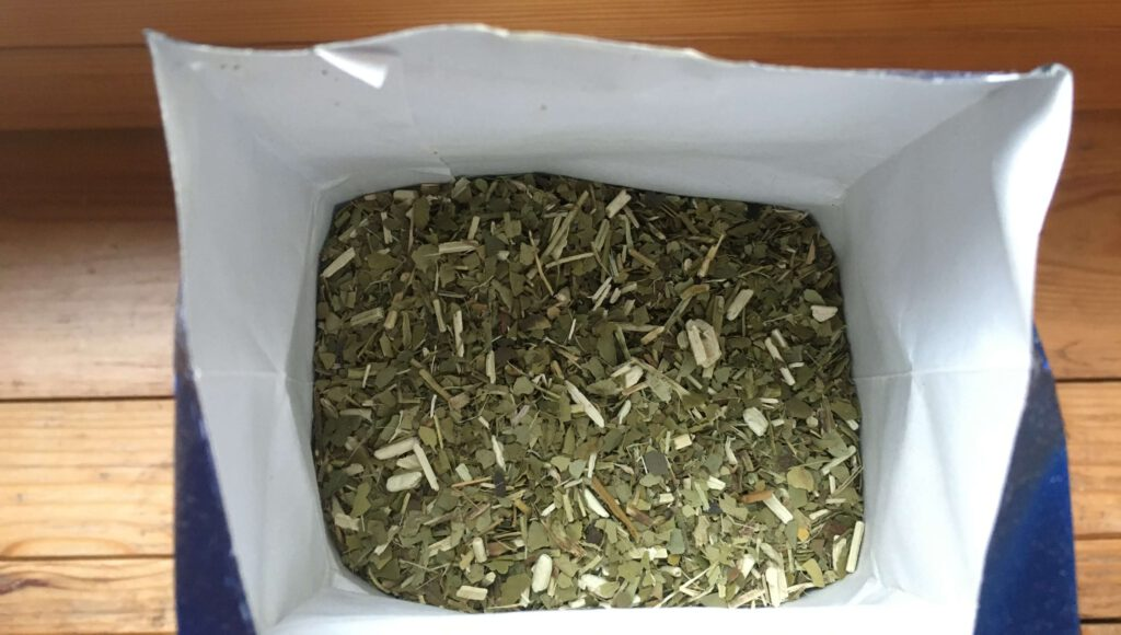 Organic Yerba Mate mit Stängeln